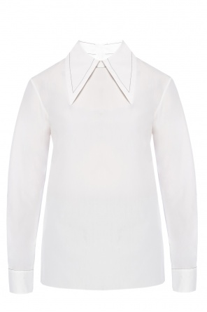 Shirt with stitching details od Marni