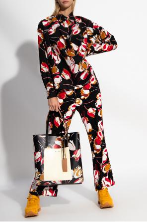 Floral print shirt od Marni
