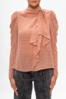 Ulla Johnson 'Carine' blouse with long sleeves