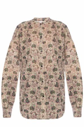 Patterned top od Isabel Marant Etoile