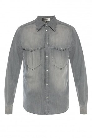 Denim shirt with pockets od Isabel Marant