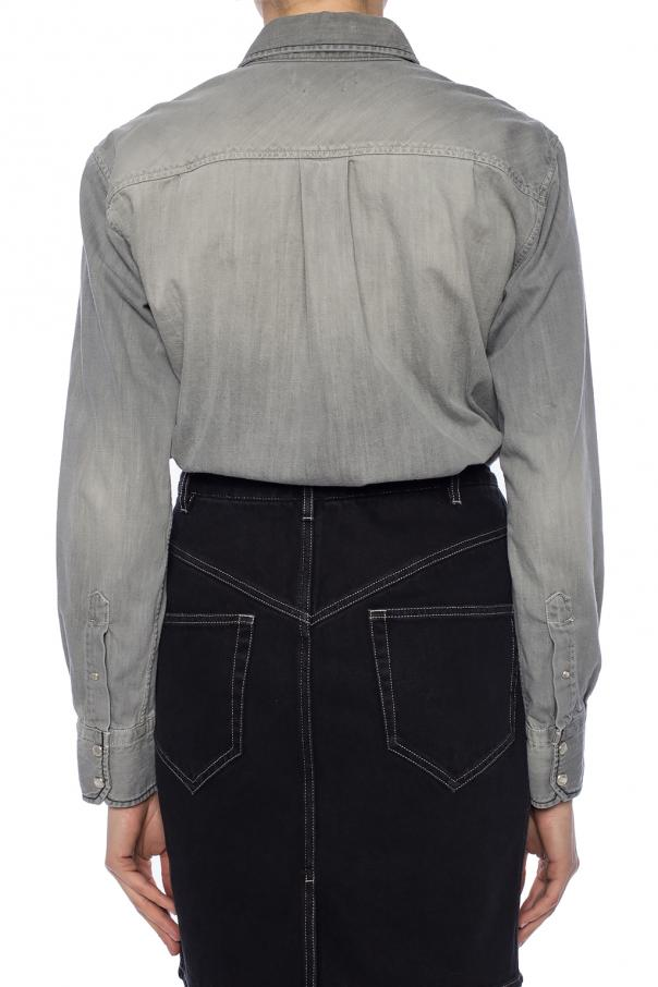 Shirt with fancy buttons od Isabel Marant Etoile
