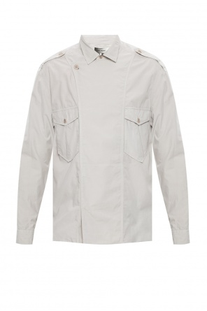 Shirt with epaulettes od Isabel Marant