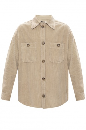 Corduroy shirt od Isabel Marant