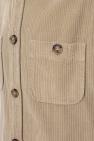 Isabel Marant Corduroy shirt