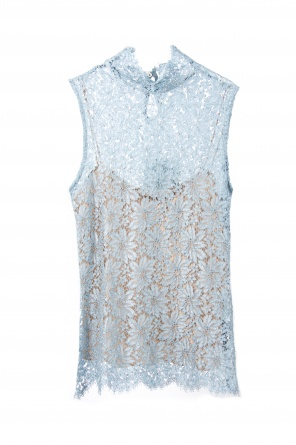 Sleeveless lace top od Acne