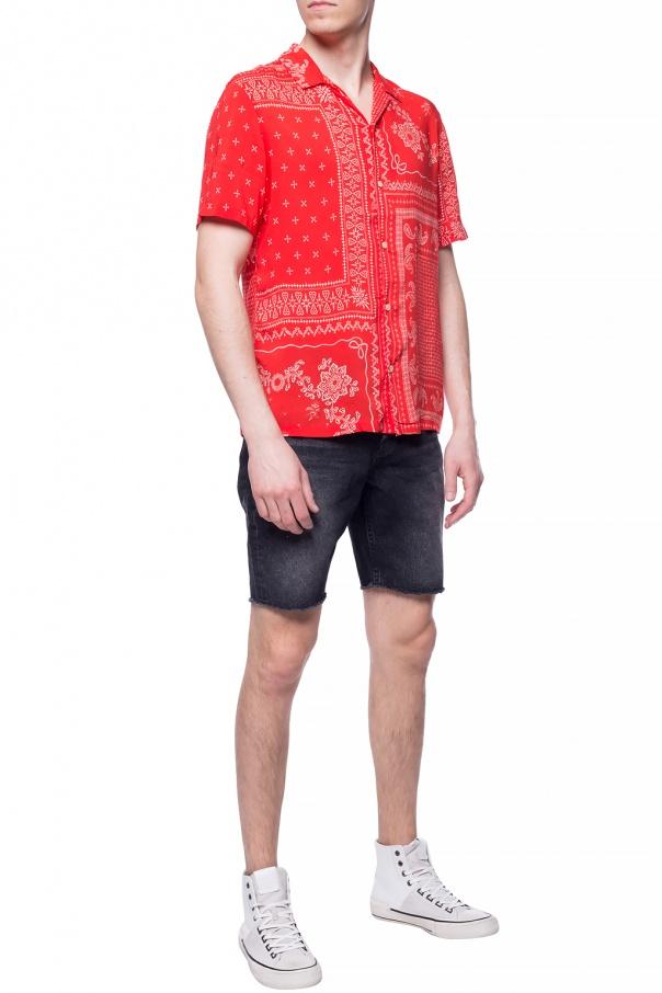 AllSaints Koszula z krótkimi rękawami 'Cherito' dg7w2iGH