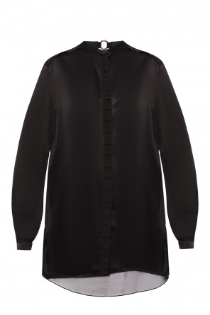 Ruffled shirt od Diesel Black Gold