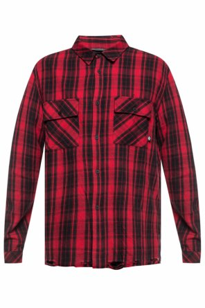 Check shirt od Marcelo Burlon