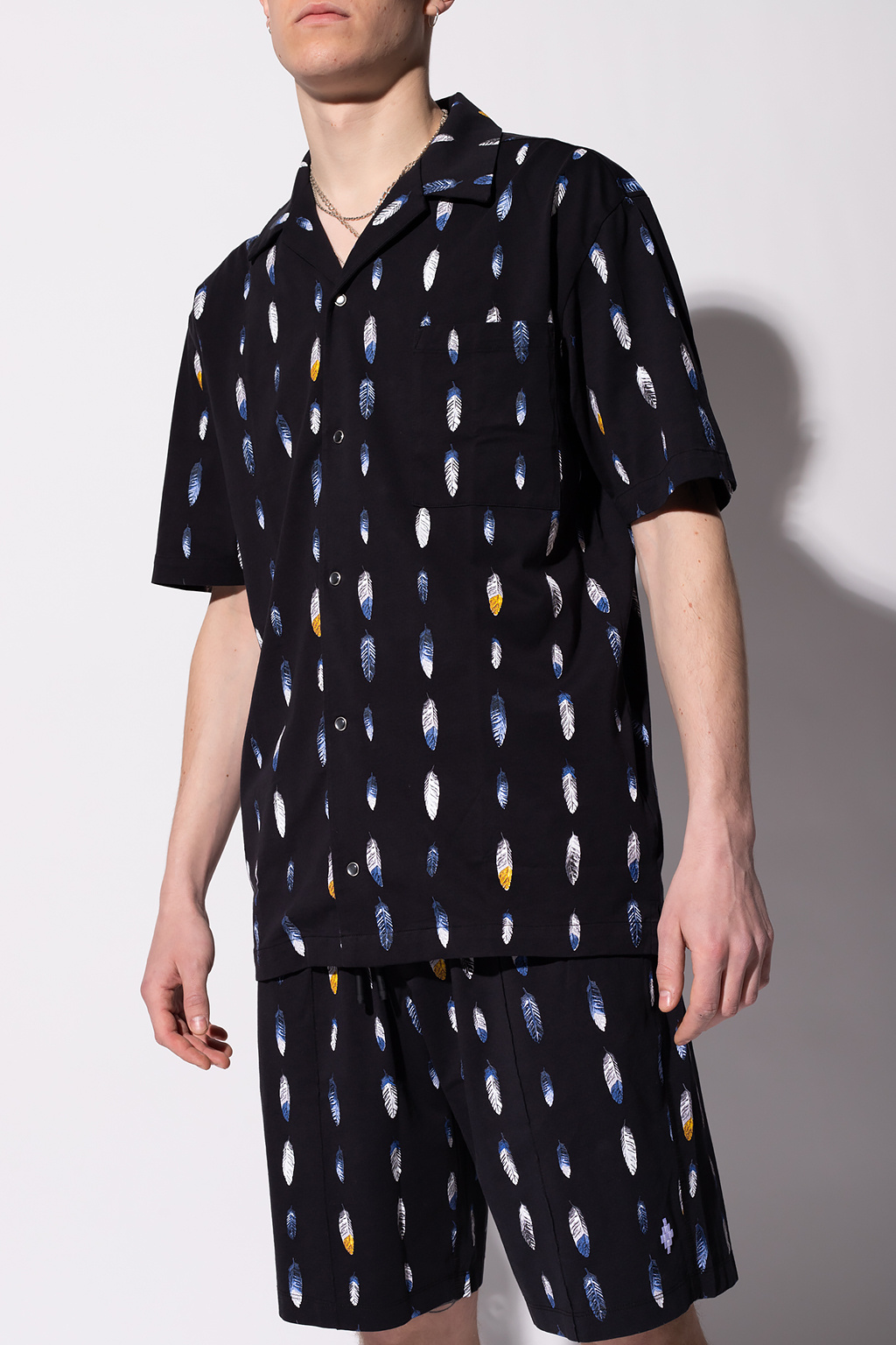 Marcelo Burlon Short-sleeved shirt