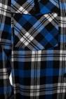 Marcelo Burlon Hooded shirt