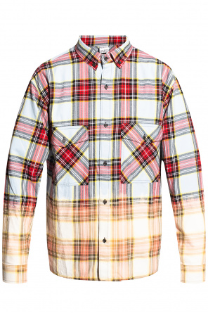 Checked shirt od Marcelo Burlon