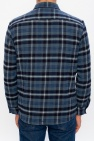 A.P.C. Checked shirt