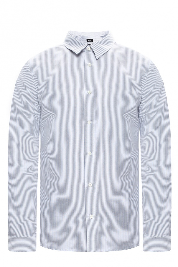 A.P.C. Cotton shirt