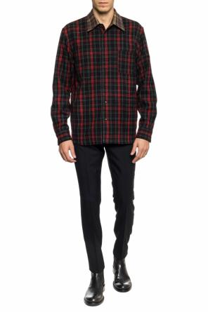 Checkered shirt od Marni
