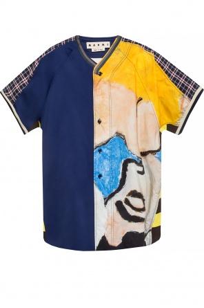 21aa56a4b9a Printed shirt od Marni Printed shirt od Marni