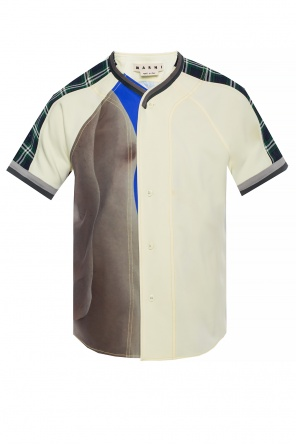 Short sleeve shirt od Marni