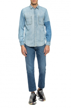 Denim shirt with pockets od Diesel