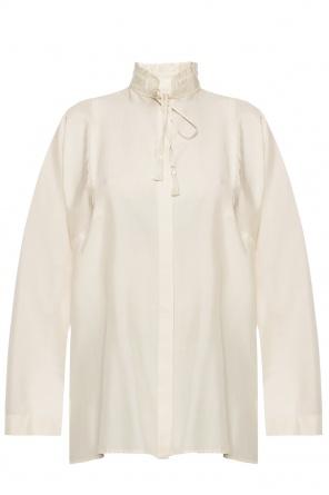 Tie detail shirt od Etro