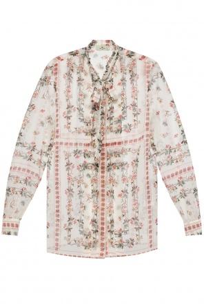Patterned shirt od Etro