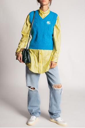 Striped shirt od Etro