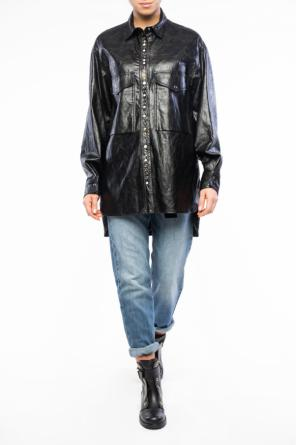 Studded oversize shirt od Golden Goose