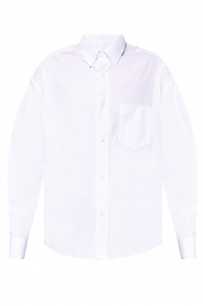 Shirt with chest pocket od Ami Alexandre Mattiussi