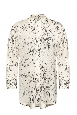 'eleanor' patterned shirt od AllSaints