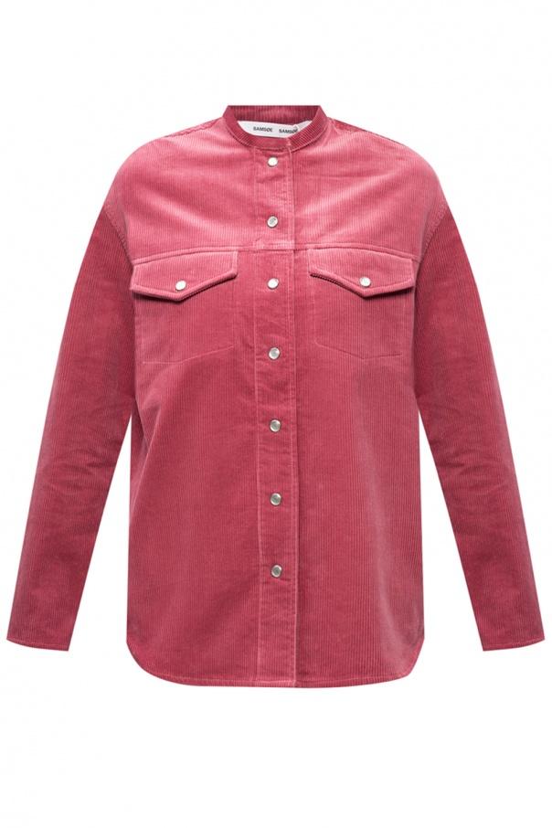 Samsøe Samsøe Corduroy shirt