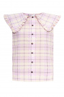 Ganni Sleeveless shirt
