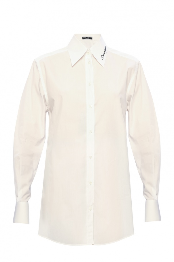 Dolce & Gabbana Shirt with logo