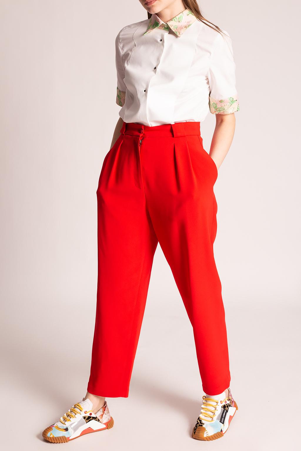 Dolce & Gabbana 短袖衬衫
