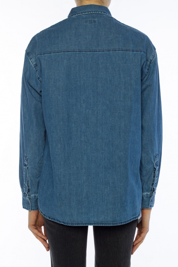 c90a741e Printed denim shirt Kenzo - Vitkac shop online