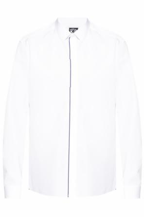 Shirt with contrast tipping od Kenzo