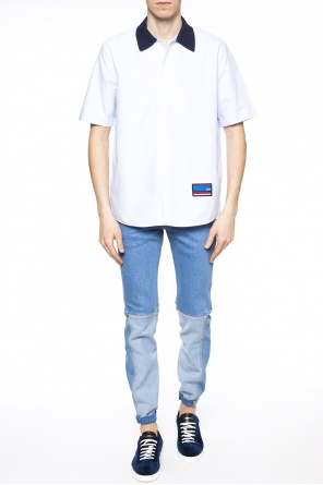 Patched shirt od Kenzo