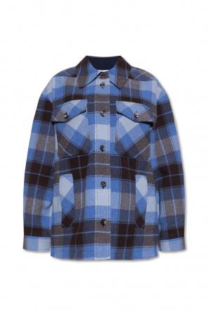 Koszula w kratę od Kenzo