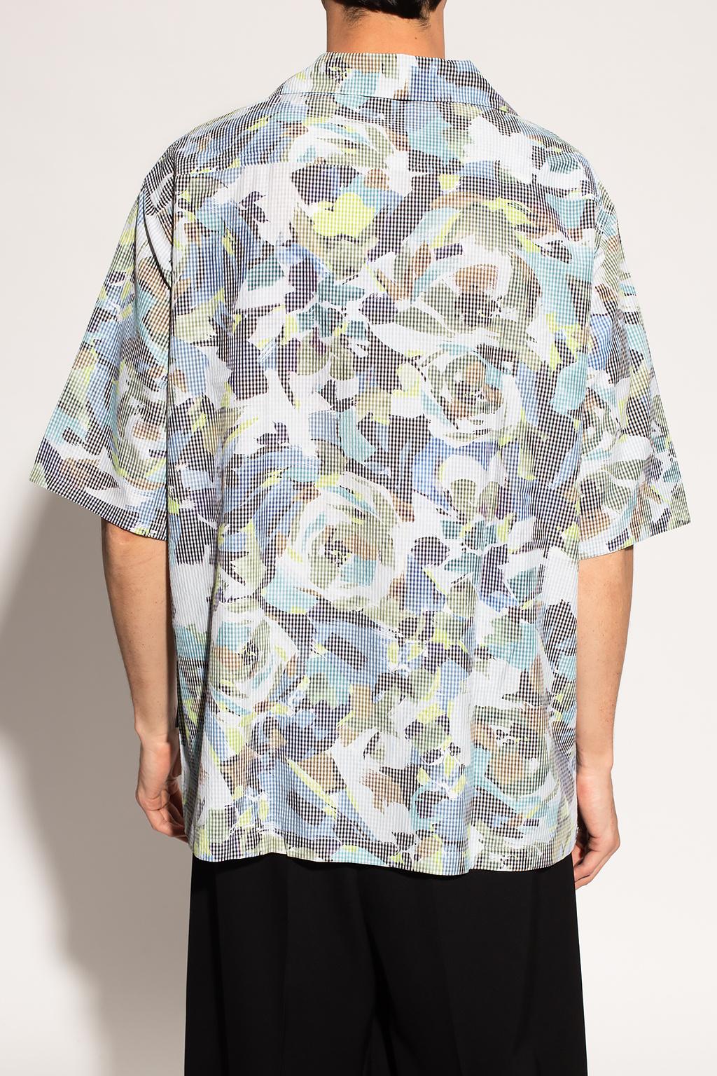 Kenzo Short-sleeved shirt