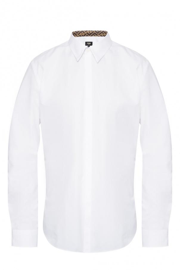 Fendi Klasyczna koszula