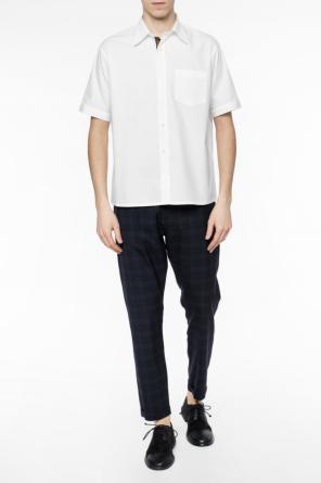 Chest pocket shirt od Fendi