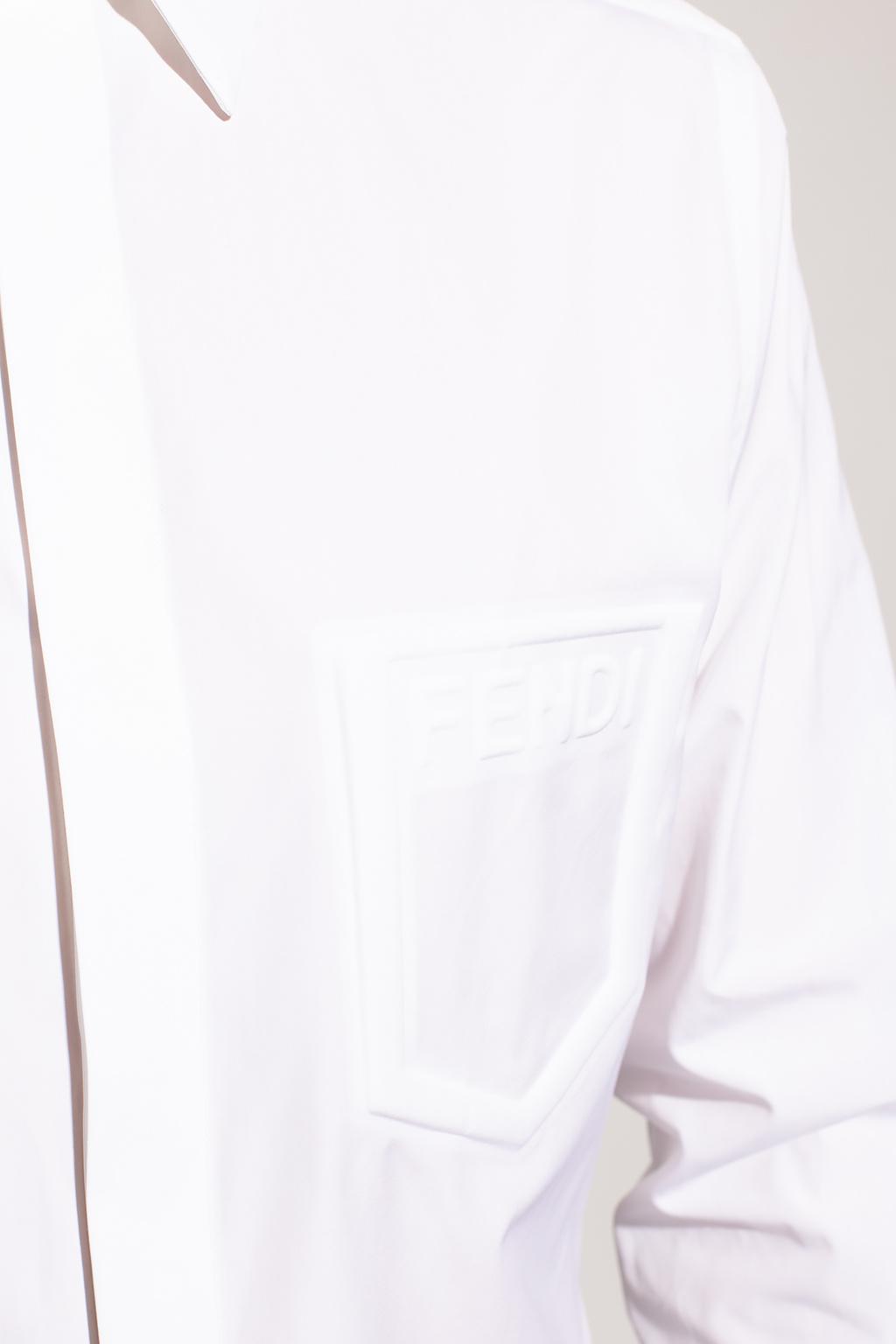 Fendi Shirt with logo