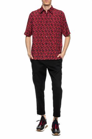 becbbfd94c3c5 Koszula ze wzorem z logo od Fendi ...