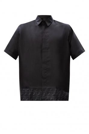 Silk shirt od Fendi
