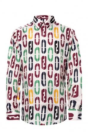 Printed shirt od Fendi