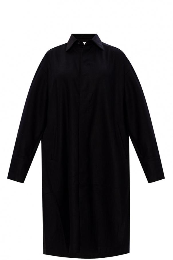 Y-3 Yohji Yamamoto Long oversize shirt