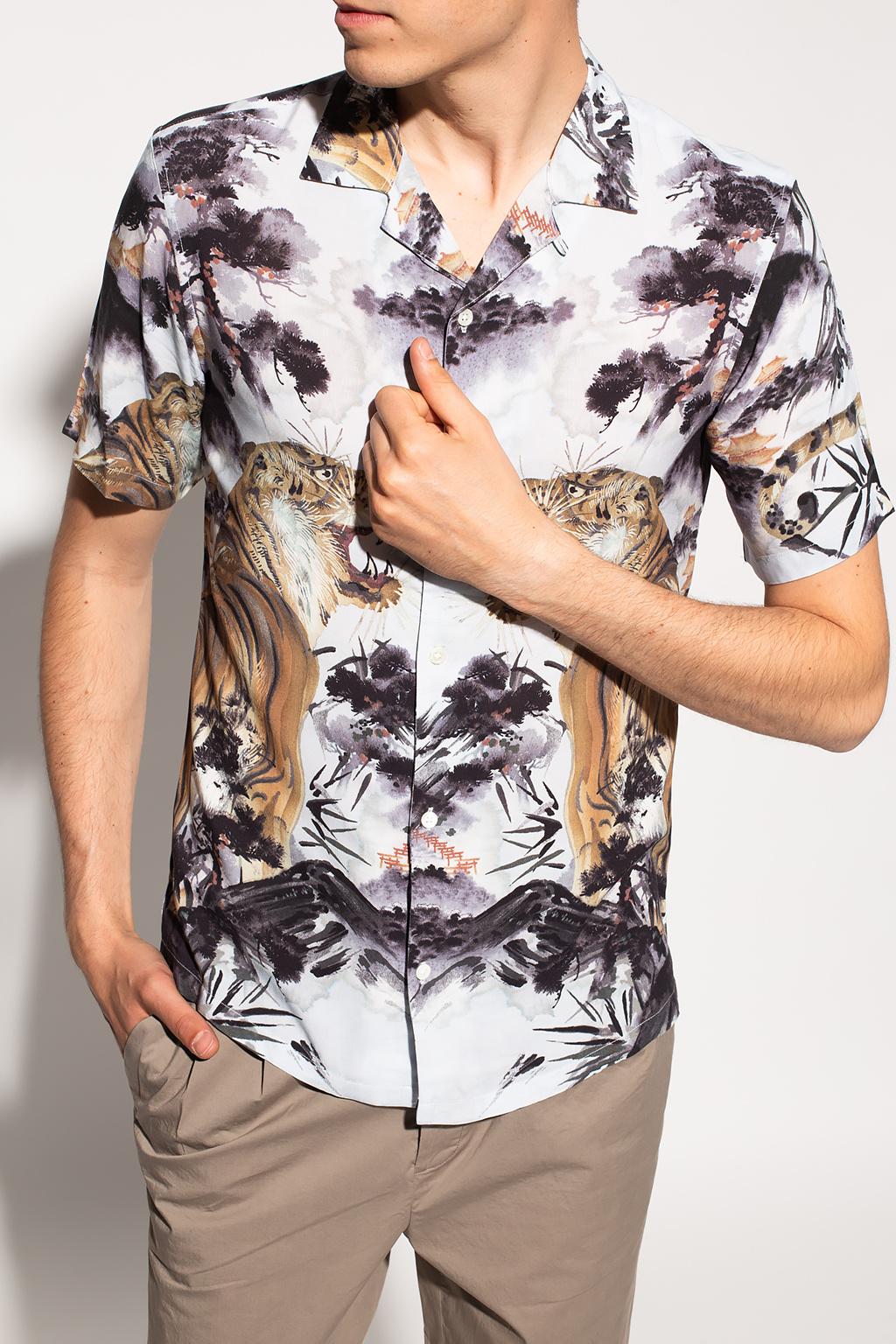 AllSaints 'Gobi' shirt