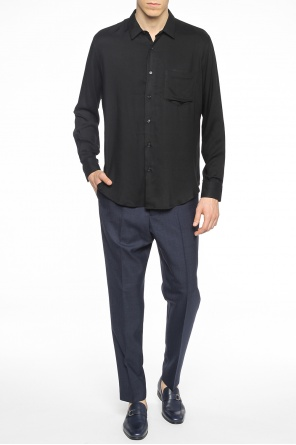 Chest pocket shirt od Ami Alexandre Mattiussi