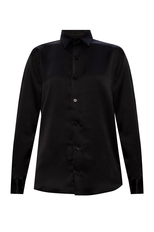 Ami Alexandre Mattiussi Long sleeve shirt