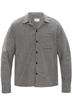Patterned shirt od Ami Alexandre Mattiussi