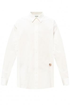 Shirt with logo od Loewe