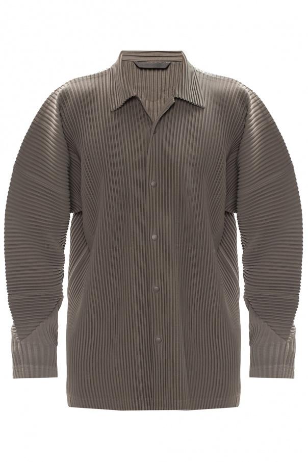 Issey Miyake Homme Plisse Pleated shirt